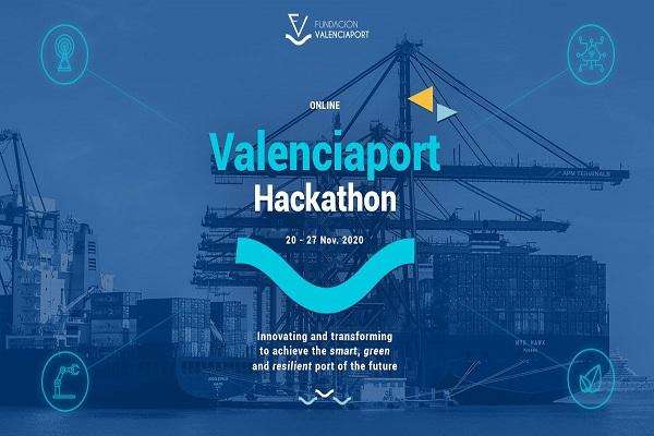Valenciaport Hackathon premia el proyecto Book a Slot