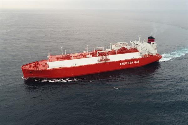 Wärtsilä integra su sistema de reutilización de combustible en Knutsen OAS