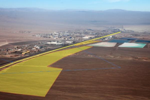 Zona de Desarrollo Logístico Capricornio de Antofagasta