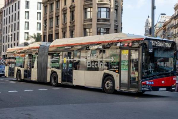 bus barcelona tmb