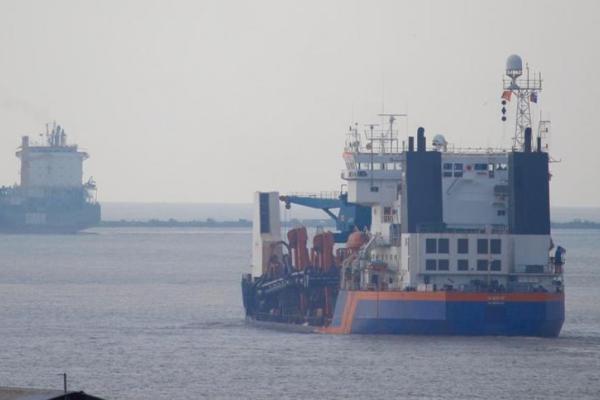 puerto de Barranquilla calado