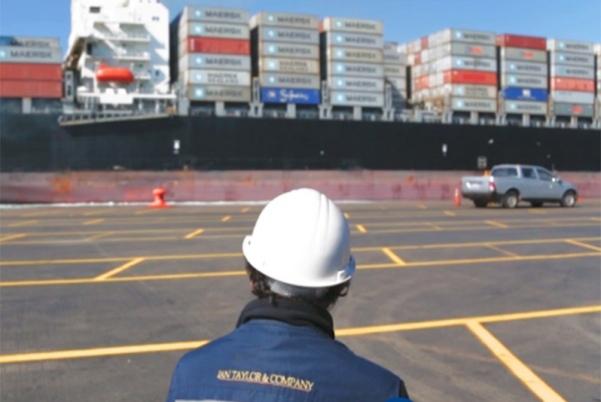 puerto de arica bolivia ian taylor
