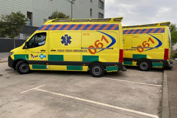 tstc ambulancias ceuta