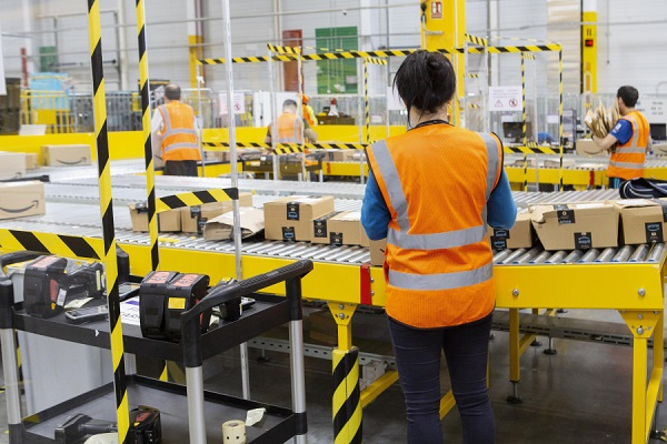 Amazon empleo España 2020