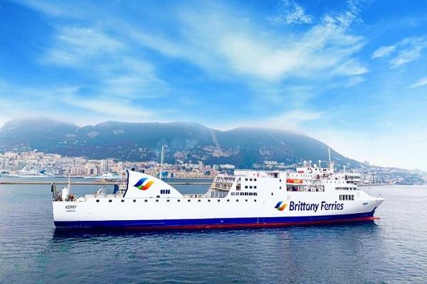 Brittany Ferries cambia las rotaciones entre Rosslare y Bilbao