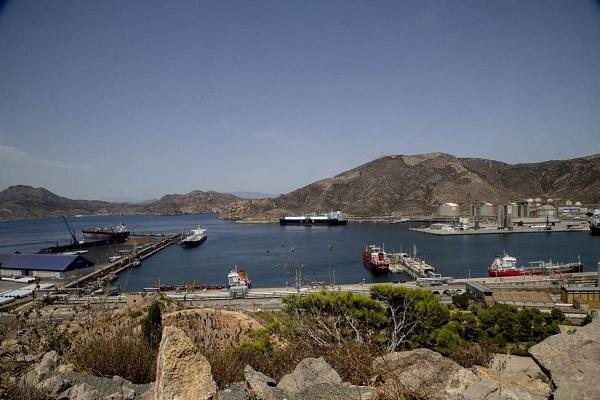 El Puerto de Cartagena renovará acceso a muelles Isaac Peral y Príncipe Felipe