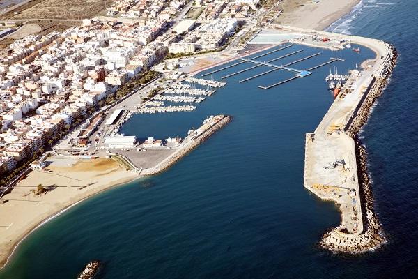 El Puerto de Garrucha podría ampliar sus instalaciones para cubrir la demanda