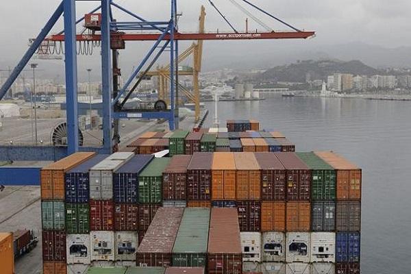 El Puerto de Málaga marca un hito en el almacenamiento de contenedores