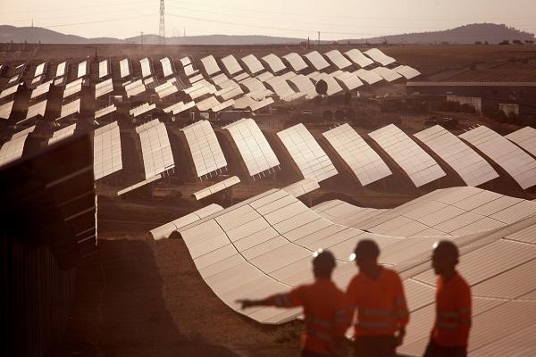 Iberdrola Danone energía fotovoltaica