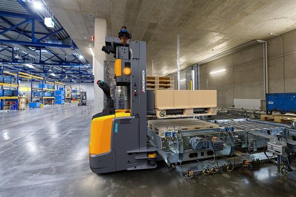 Jungheinrich implementa su solución automatizada en BLG Logistics Group
