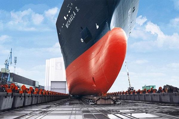 Los pedidos de buques a nivel mundial bajan un 19% en 2020