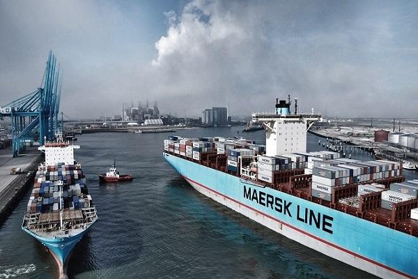 Maersk encargará buques neutros en los próximos tres años