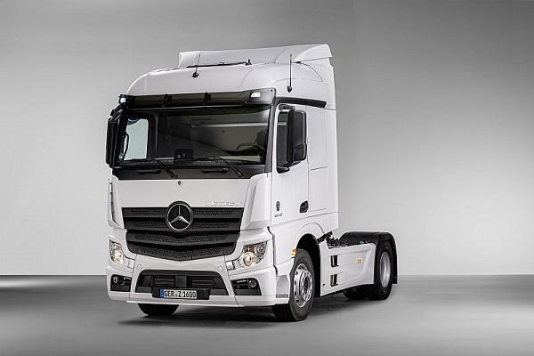 Mercedes-Benz Actros F Actros Edition 2
