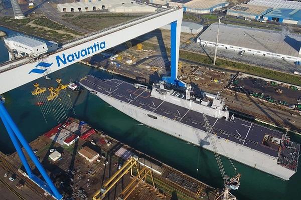 Navantia apuesta por la tecnología de Ansys en el diseño de nuevos buques