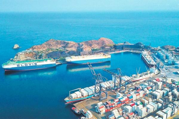 Puerto de Santa Marta
