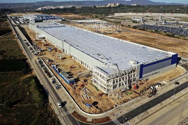 Valencia aumenta un 6% la tasa de disponibilidad de inmuebles logísticos en 2020