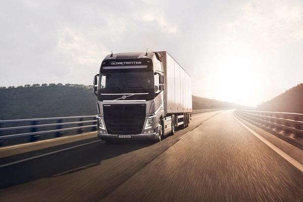 Volvo Trucks líder pesados 2020 España