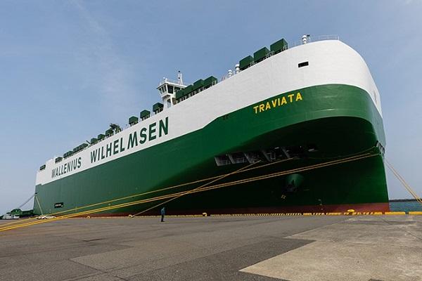 Wallenius Wilhelmsen retoma la circulación de nueve de sus buques