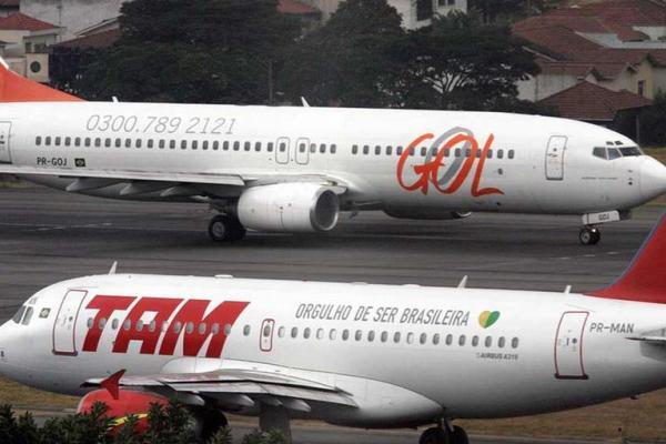 aerolíneas brasileñas