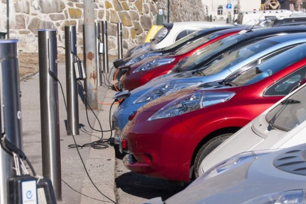 coches electricos noruega