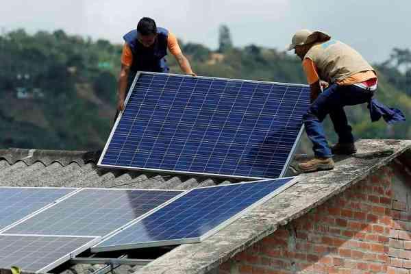 energia solar caribe