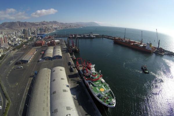 puerto de Antofagasta
