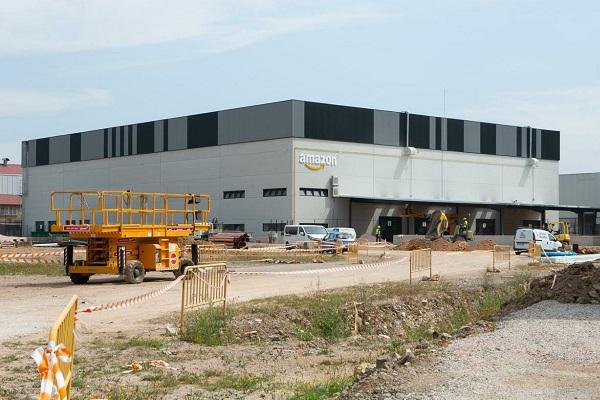 Amazon Siero centro logístico