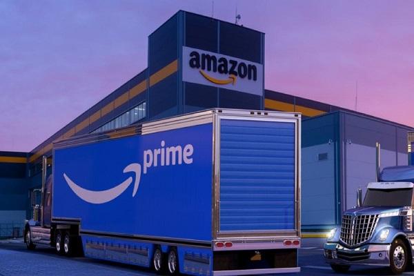 Amazon modernizará su flota con más de 700 camiones a gas