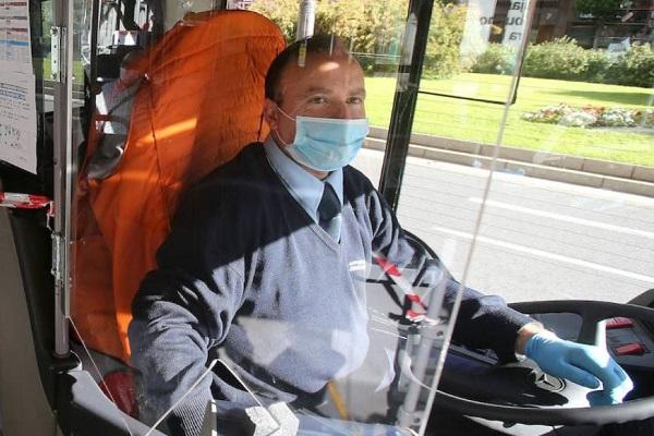 CONFEBUS conductores autobús vacuna