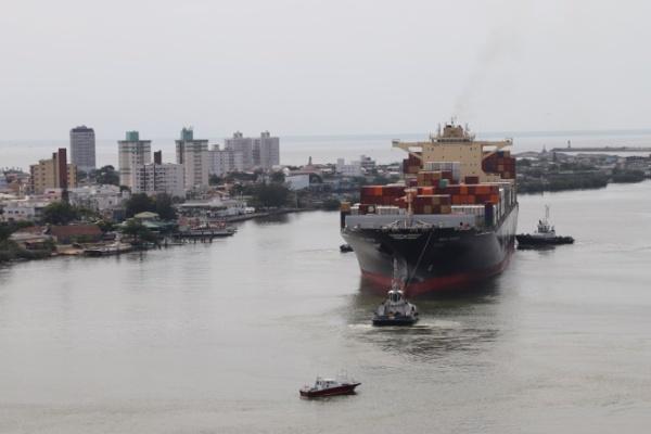 Complejo Portuario de Itajaí y Navegantes