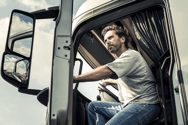 Conductores profesionales camión