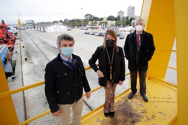 El Muelle de Levante cierra el plazo para presentar ofertas de remodelación