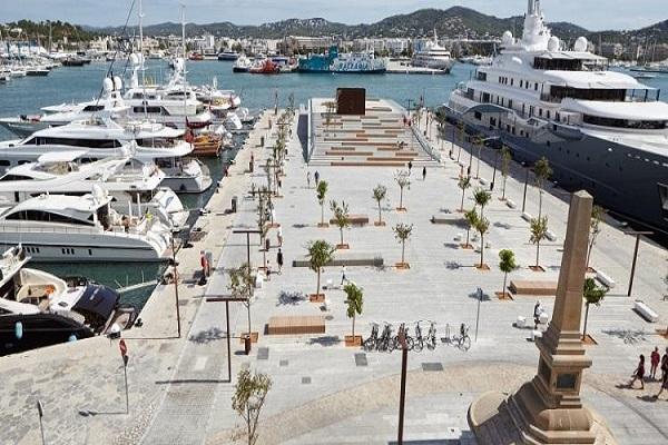 El Puerto de Baleares rehabilita el edificio A del Puerto La Savina