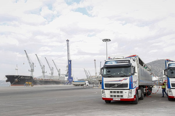 El Puerto de Cartagena aprueba la construcción del almacén de graneles sólidos
