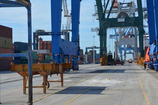El Puerto de Castellón mejora un 3,7% el tráfico de mercancías en enero