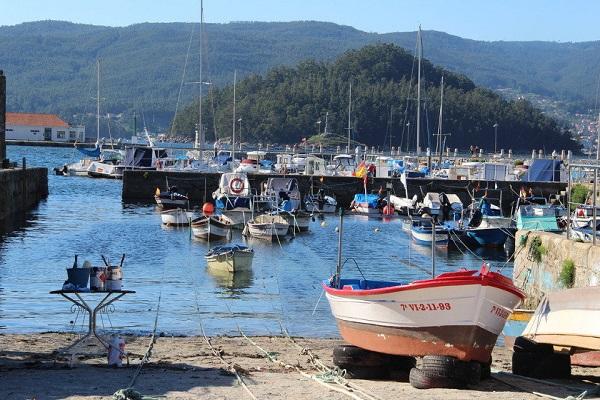 El Puerto de Marín modificará su dársena de embarcaciones menores