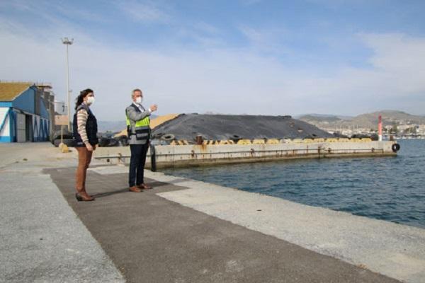 El Puerto de Motril contará con dos nuevas rampas ro-ro