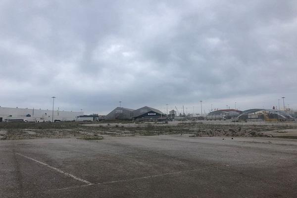 El Puerto de Santander instalará un nuevo aparcamiento en Raos