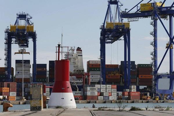 El Puerto de Valencia progresa en la instalación de su subestación eléctrica