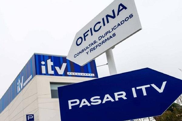 España vehículos ITV