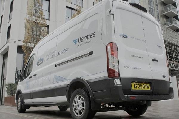 Ford Hermes mensajería