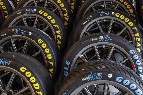 Goodyear Cooper Tire