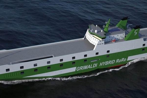 Grimaldi pide a un astillero surcoreano la construcción de seis buques ro-ro