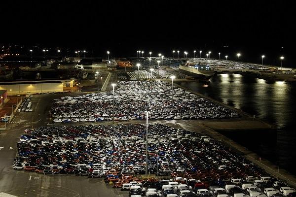 La Autoridad Portuaria de Vigo toma medidas para el ahorro energético
