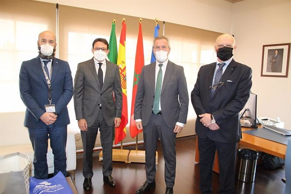 MCL organiza el lanzamiento de su ruta ro-ro entre Marruecos y Motril