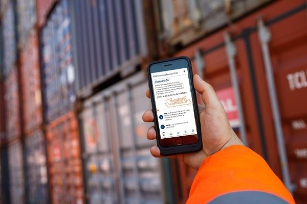 Maersk y APM Terminals lanzan nueva app para inspección de buques