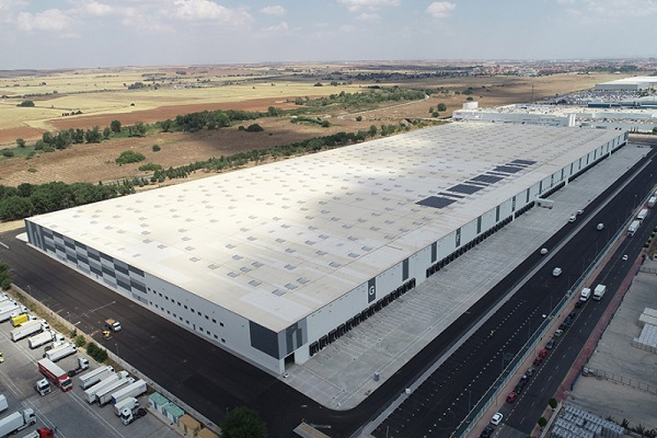 Merlin Properties Carrefour centro logístico Guadalajara