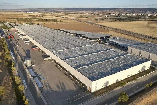 Prologis centros logísticos España