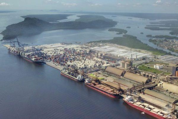 Puertos de Paraná