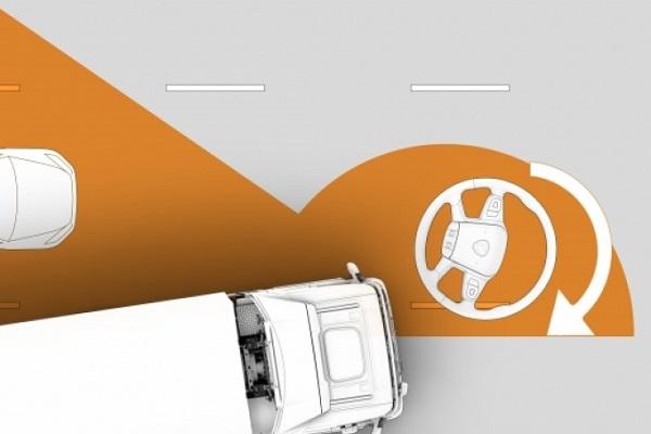 Scania EAS dirección asistida eléctrica